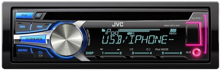 JVC KD-R751EY
