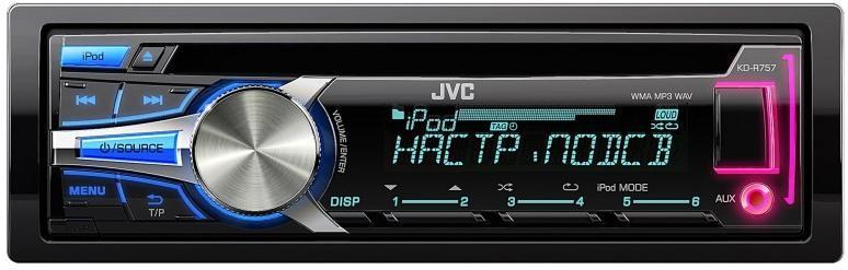 JVC KD-R757EE