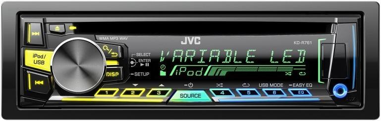 JVC KD-R761EY