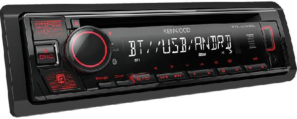 Автомагнитола Kenwood KDC-BT430U