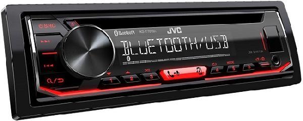 Автомагнитола JVC KD-T702BT