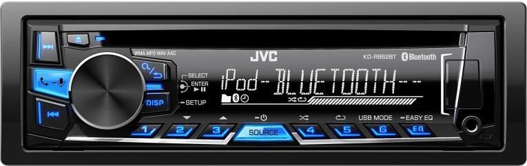 JVC KD-R862 BTEY