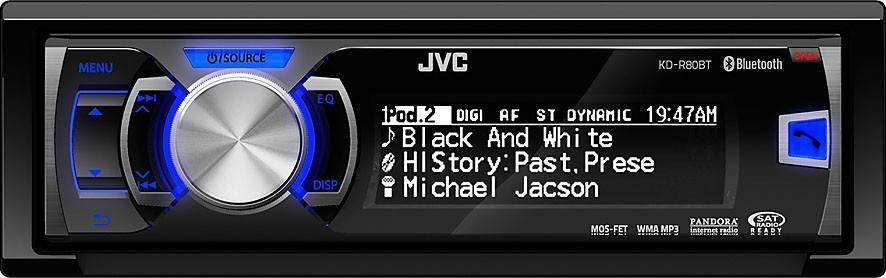 JVC KD-SD80BTEY