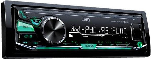 JVC KD-X135Q