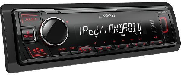 Автомагнитола Kenwood KMM-205