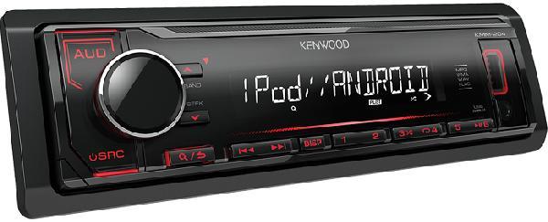 Автомагнитола Kenwood KMM-204