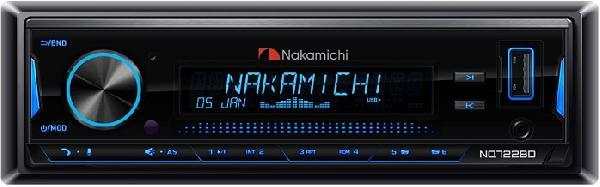 Автомагнитола Nakamichi NQ722BD