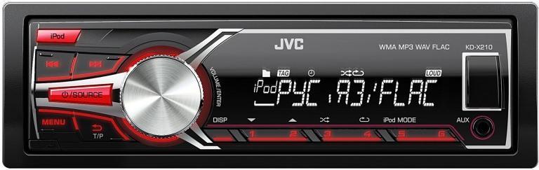 JVC KD-X210EE