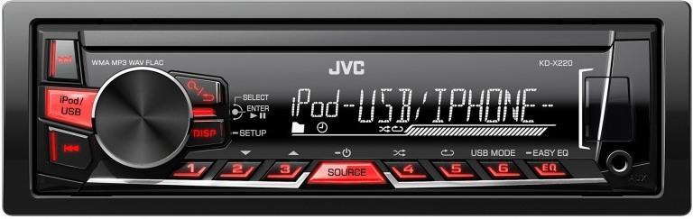 JVC KD-X220EY