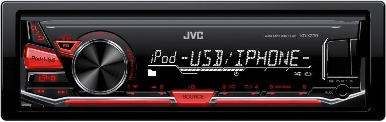JVC KD-X230E