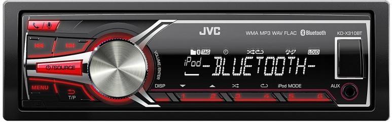 JVC KD-X310BTE