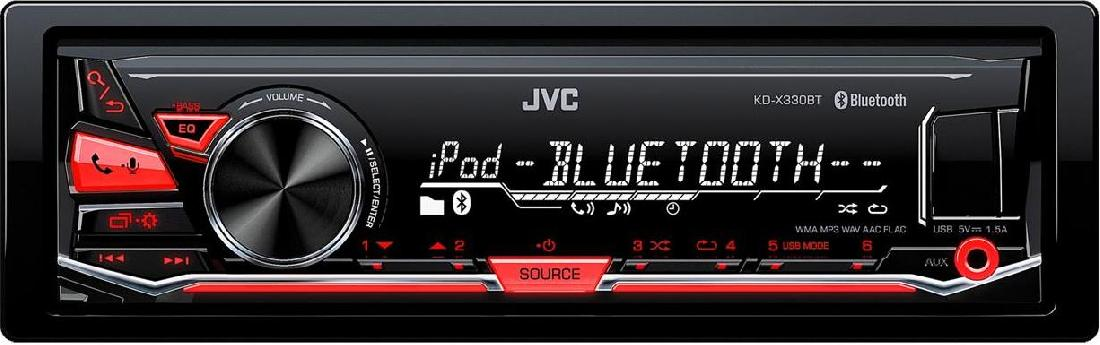 JVC KD-X330BTE