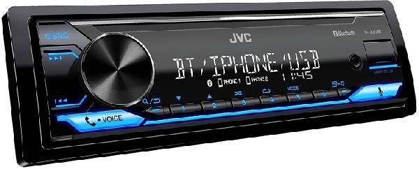 Автомагнитола JVC KD-X372BT