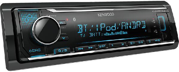 Автомагнитола Kenwood KMM-BT304