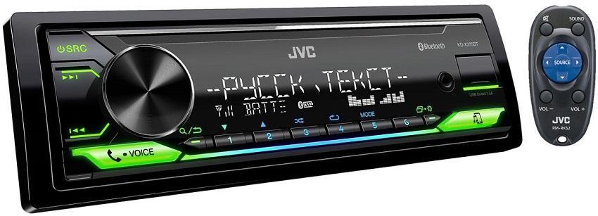 JVC KD-X375BT