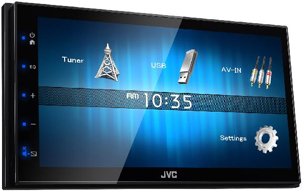 JVC KW-M14