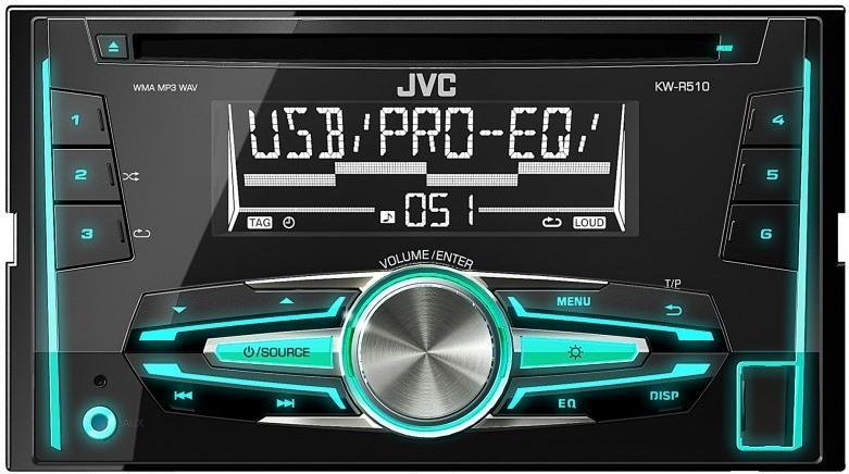 JVC KW-R510EE