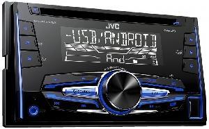 Автомагнитола JVC KW-R520Q