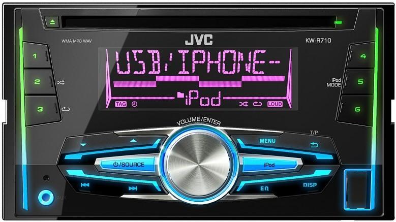 JVC KW-R710EY