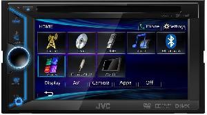 Автомагнитола JVC KW-V20BTEE