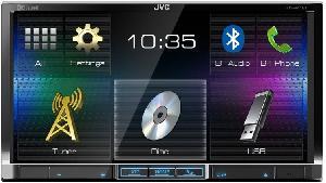 JVC KW-V41 BTEE