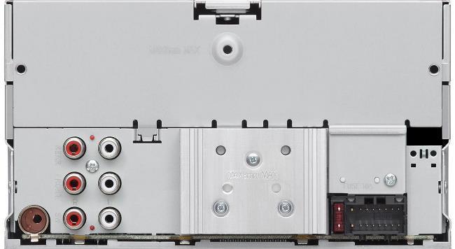 USB-Автомагнитола JVC KW-X730 - фото 5