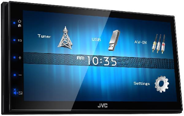 Автомагнитола JVC KW-M14