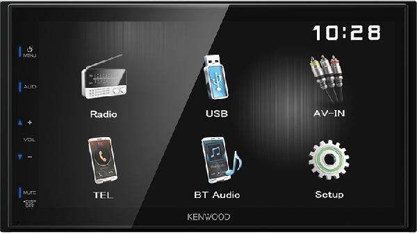 Автомагнитола Kenwood DMX110BT