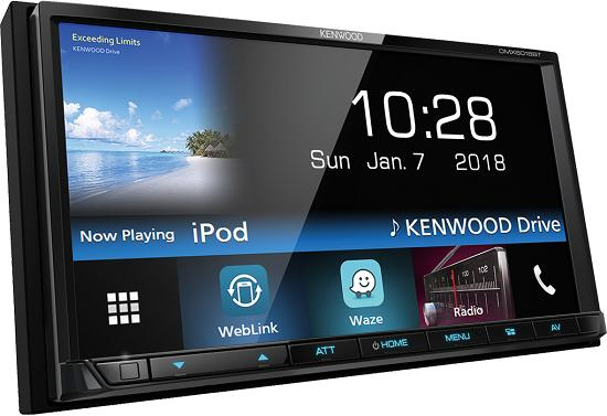 Kenwood DMX6018BT