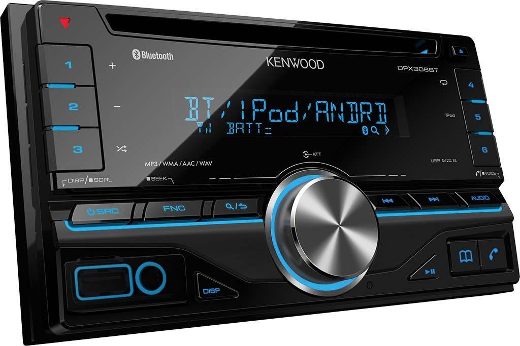 Kenwood DPX-306BT
