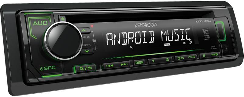 Kenwood KDC-120UG