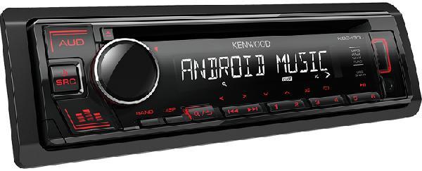 Автомагнитола Kenwood KDC-130UR