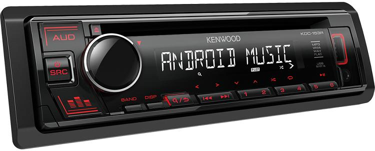 Kenwood KDC-153R