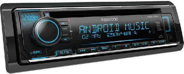 Автомагнитола Kenwood KDC-172Y