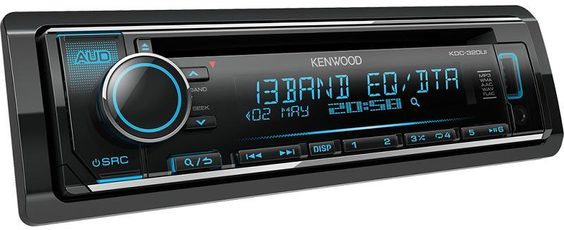 Kenwood KDC-320UI