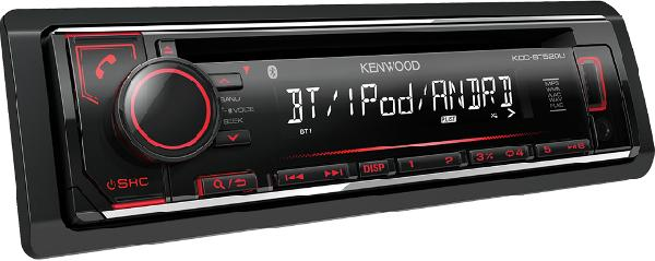 фото: Kenwood KDC-BT520U