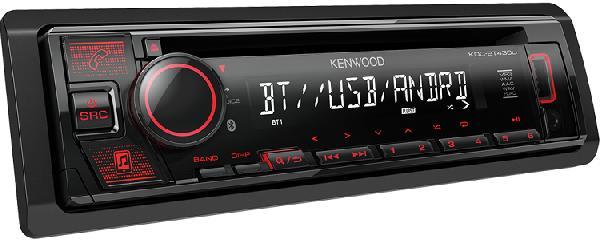 Автомагнитола Kenwood KDC-BT430U