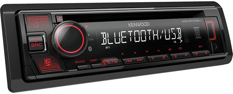 Kenwood KDC-BT440U