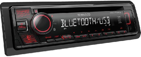 Автомагнитола Kenwood KDC-BT440U