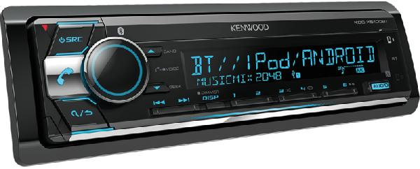 фото: Kenwood KDC-X5100BT
