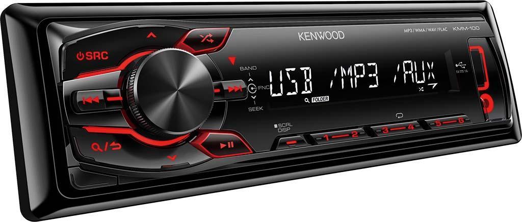Kenwood KMM-100RY