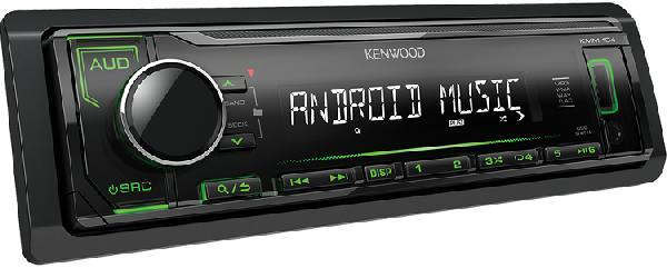 Автомагнитола Kenwood KMM-104GY