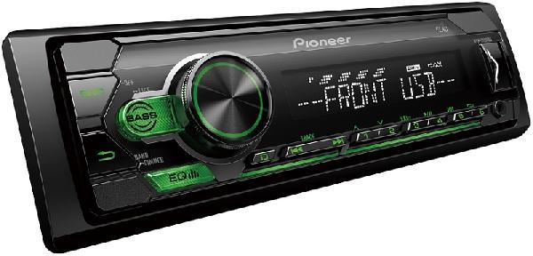 фото: Pioneer MVH-S110UBG