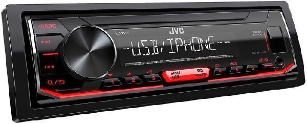 Автомагнитола JVC KD-X262