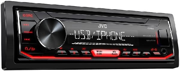 Автомагнитола JVC KD-X252