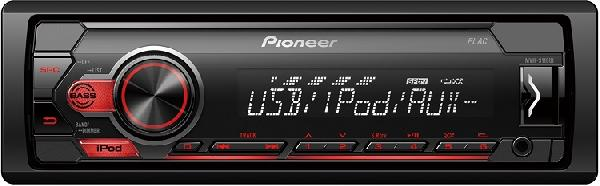 фото: Pioneer MVH-S110UI