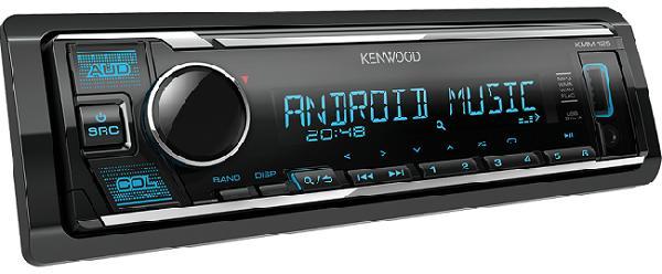 Автомагнитола Kenwood KMM-125