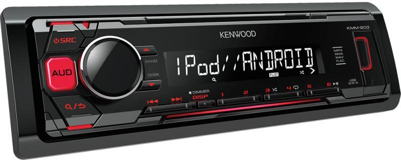 Kenwood KMM-203
