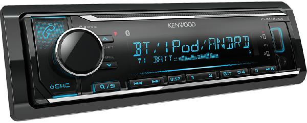 Автомагнитола Kenwood KMM-BT304