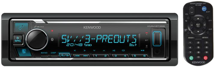 Kenwood KMM-BT356